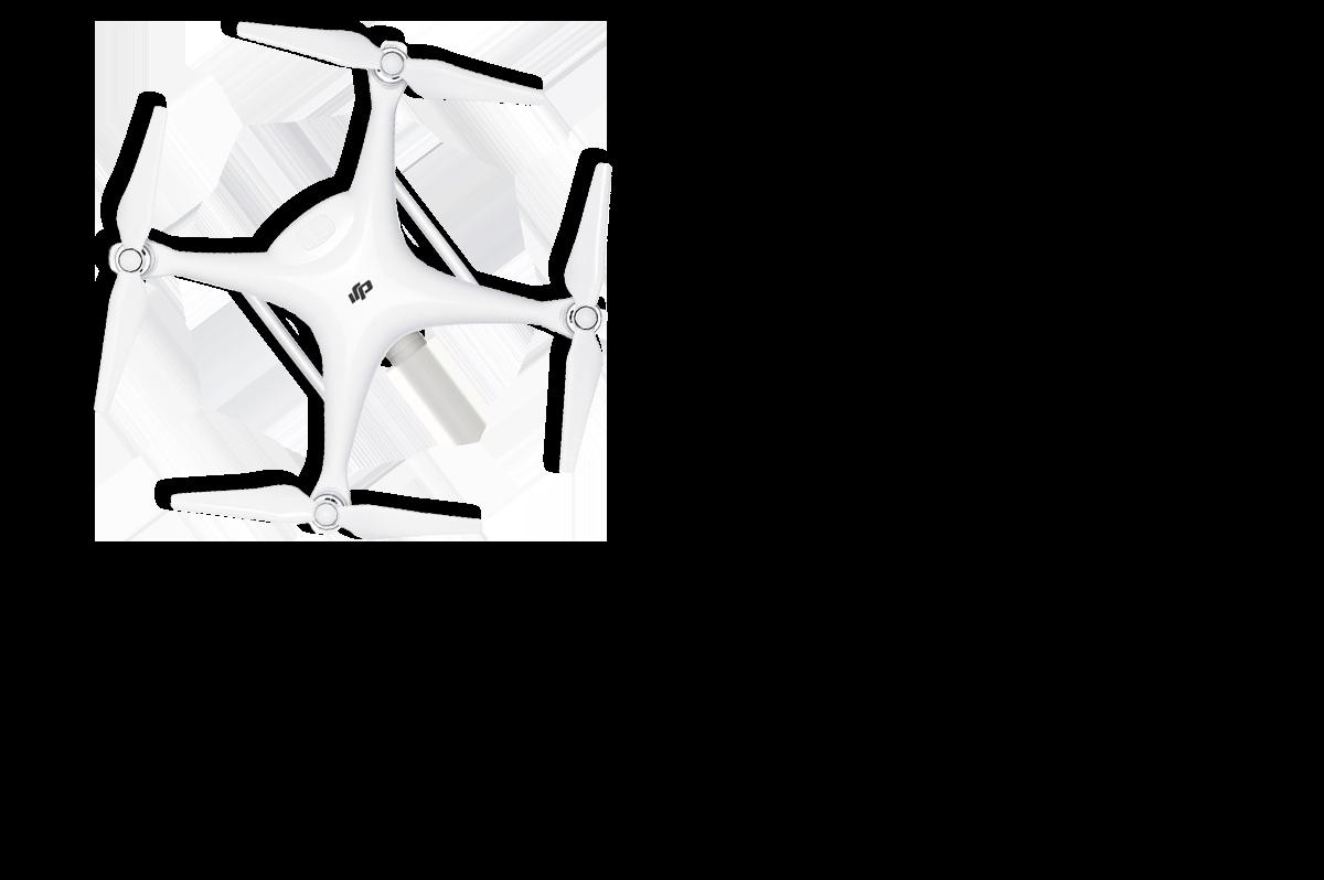 Drone DJI Phantom 4 Pro - Tournage aérien - Angers Maine et Loire 49
