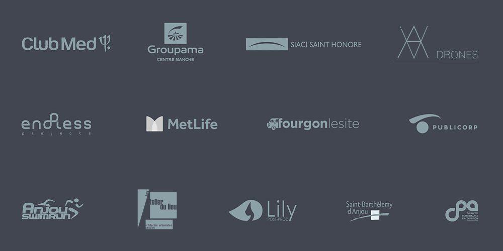 Logos confiance luceo-films - Drone Motion Design Montage Vidéo Tournage vidéo